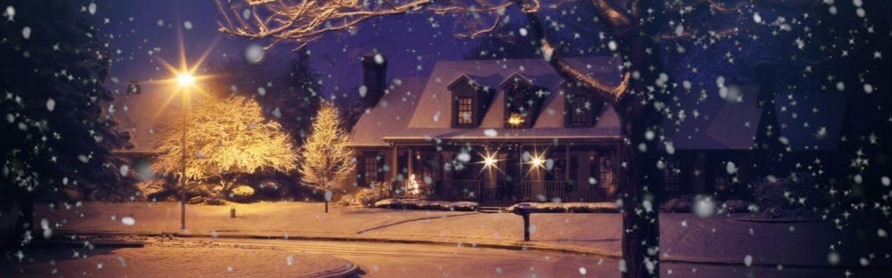 winterproef huis