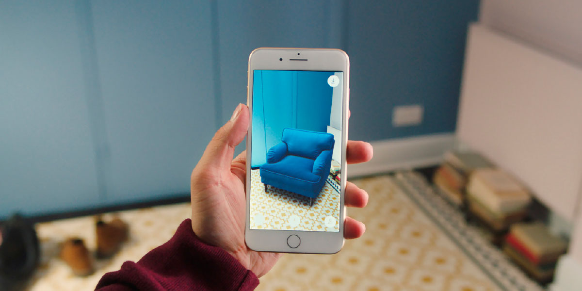 Innovatieve apps voor het inrichten van je woonkamer