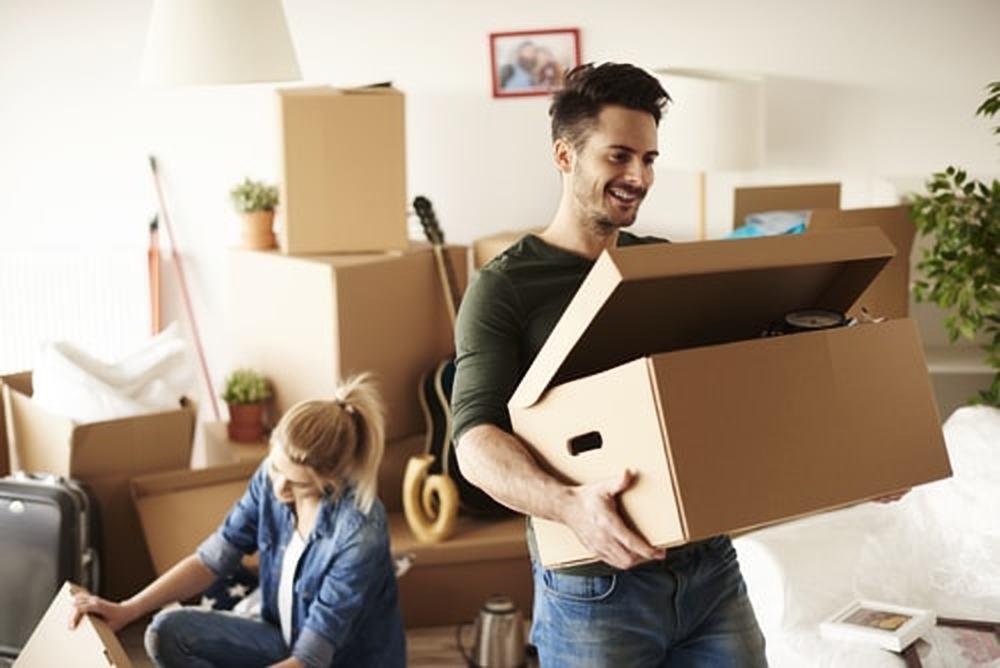 inpakken verhuizen