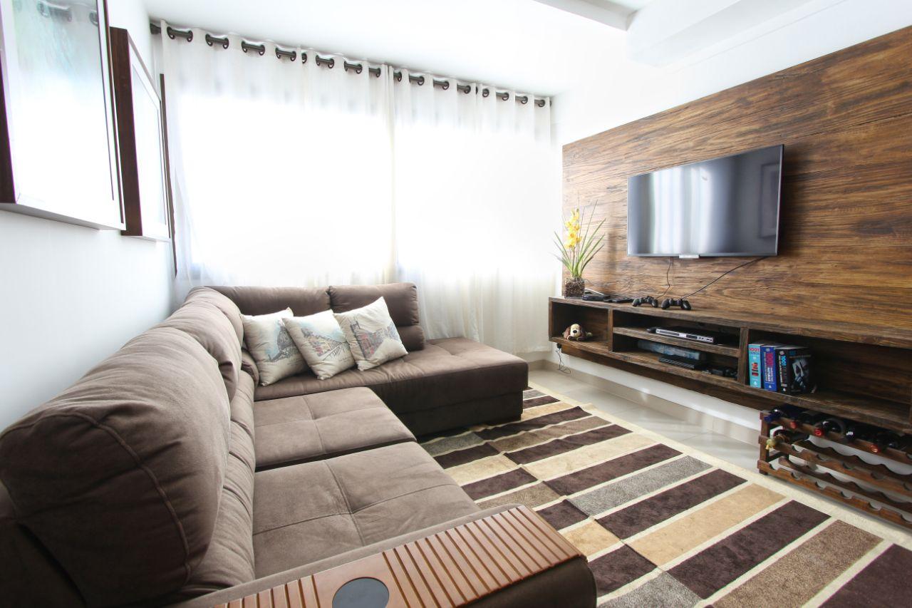 Bespaar ruimte tv ophangen