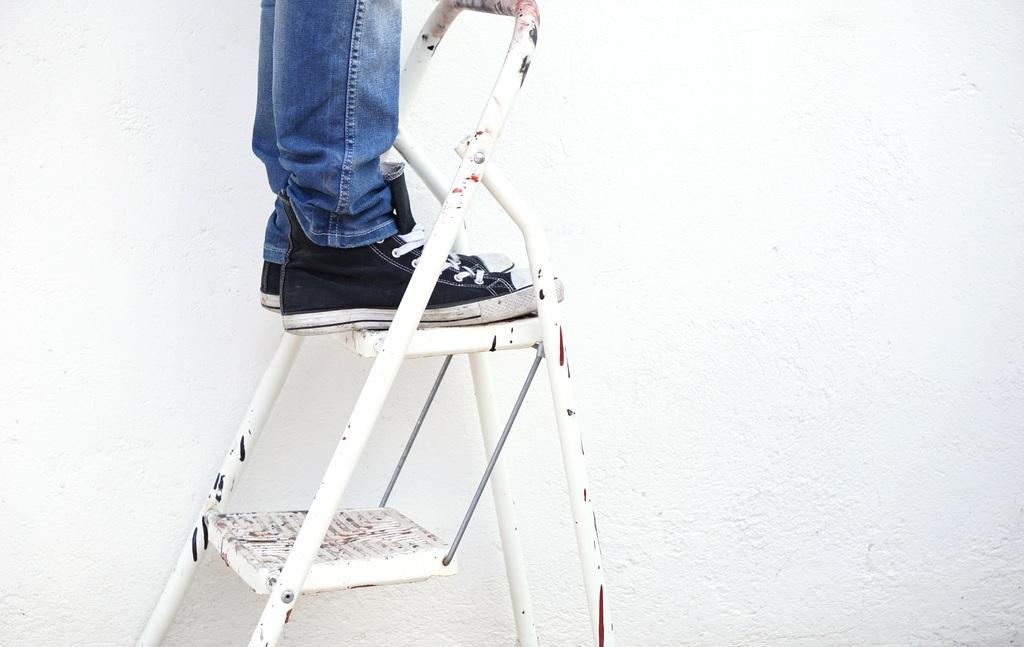 Woonkamer laten schilderen