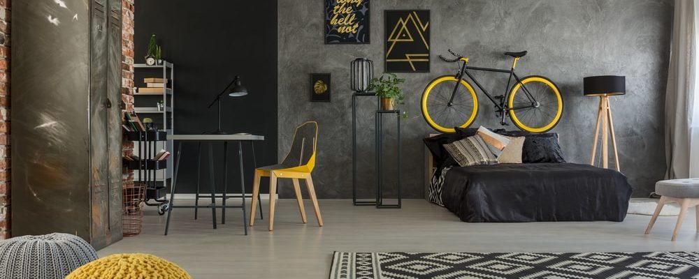 3 tips voor een stoere uitstraling van de woonkamer